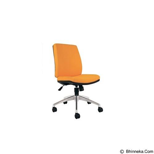 CHAIRMAN Modern Chair [MC 1953 A] - Orange (Merchant) - Kursi Kantor