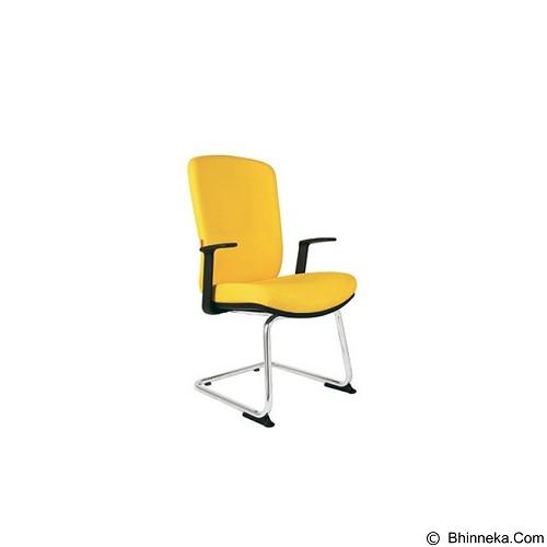 CHAIRMAN Modern Chair [MC 2105A] - Yellow (Merchant) - Kursi Kantor