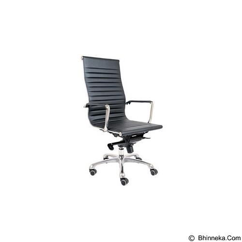 CHAIRMAN Topstar Series Kursi Kantor [TS 0101] - Black (Merchant) - Kursi Kantor