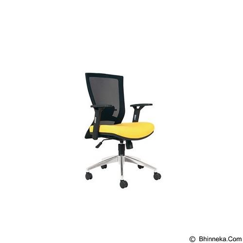 CHAIRMAN Topstar Series Kursi Kantor [TS 01103 A] - Yellow (Merchant) - Kursi Kantor