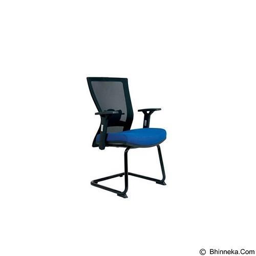 CHAIRMAN Topstar Series Kursi Kantor [TS 01105] - Blue (Merchant) - Kursi Kantor