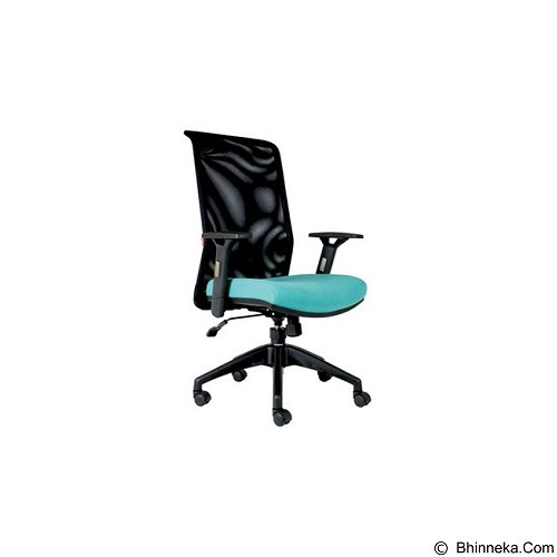 CHAIRMAN Topstar Series Kursi Kantor [TS 02501] - Green (Merchant) - Kursi Kantor