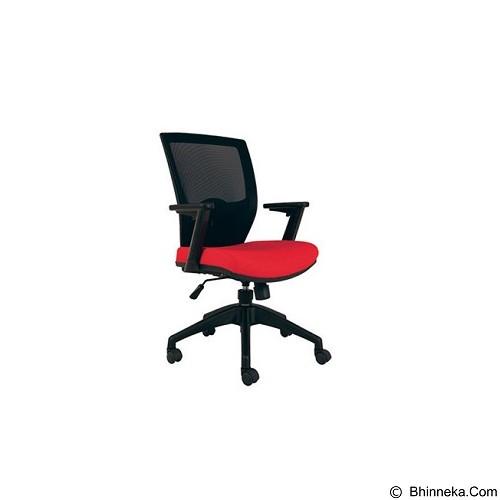 CHAIRMAN Topstar Series Kursi Kantor [TS 0501] - Black (Merchant) - Kursi Kantor