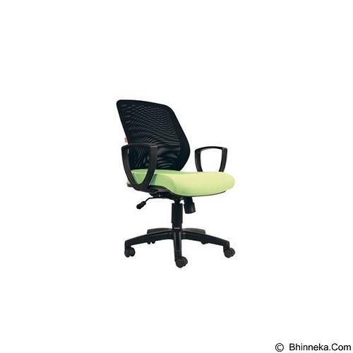 CHAIRMAN Topstar Series Kursi Kantor [TS 0707] - Green (Merchant) - Kursi Kantor