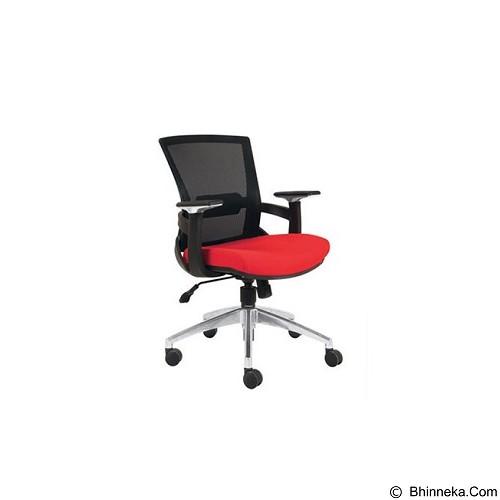 CHAIRMAN Topstar Series Ultima Kursi Kantor [TS 01903 A] - Red (Merchant) - Kursi Kantor