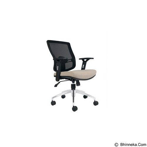 CHAIRMAN Topstar Series Ultima Kursi Kantor [TS 02103 A] - Cream (Merchant) - Kursi Kantor