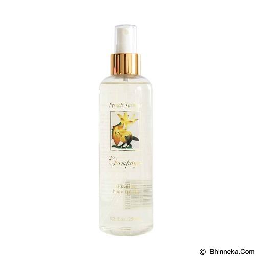 CHAMPAGNE French Jasmine Body Splash 250 ml (Merchant) - Body Spray untuk Wanita