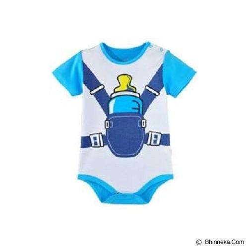FIRST MOVEMENT Jumper Milk Bottle Size 9-12M - Jumper Bepergian/Pesta Bayi dan Anak