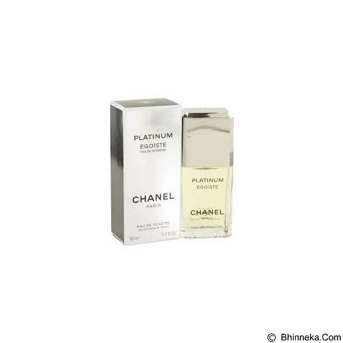 CHANEL Egoiste Platinum For Men (Merchant) - Eau De Toilette untuk Wanita