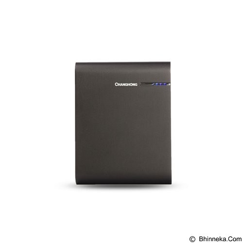 CHANGHONG Powerbank iPower 10400mAh [D10] - Black - Portable Charger / Power Bank