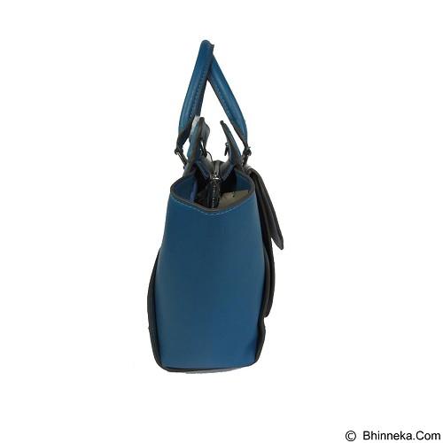 CHARLES & KEITH Top Handle City Bag [2141] - Blue (Merchant) - Car Kit / Charger