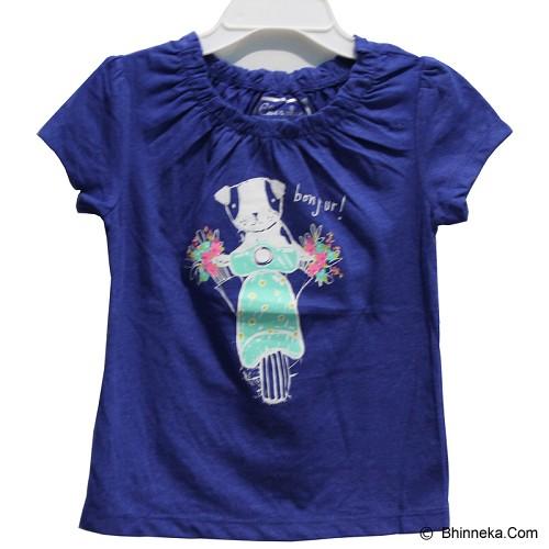 BABY WAREHOUSE Cherokee Shirt Panda 4T - Blue - Baju Bepergian/Pesta Bayi dan Anak
