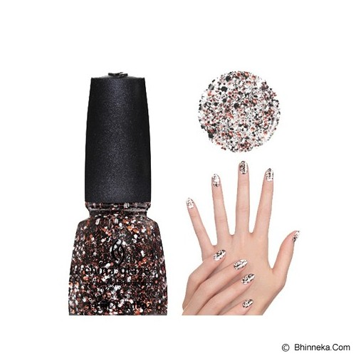 CHINA GLAZE Boogie Down - Cat Kuku