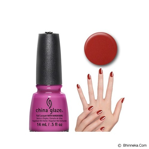 CHINA GLAZE Designer Satin - Cat Kuku