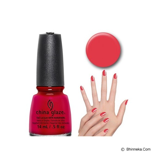 CHINA GLAZE Fuchsia - Cat Kuku