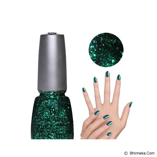 CHINA GLAZE Graffiti Glitter - Cat Kuku