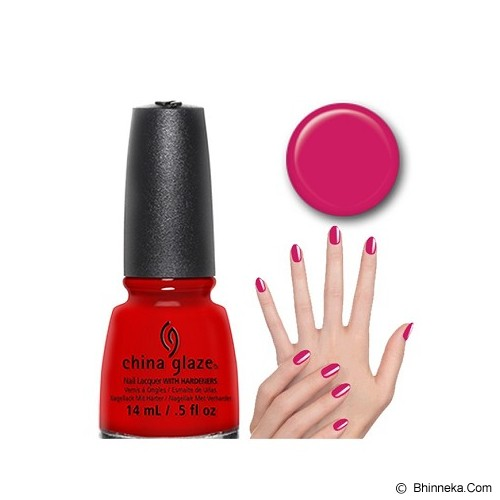 CHINA GLAZE Heli-Yum - Cat Kuku