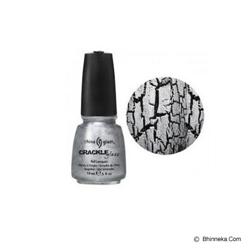 CHINA GLAZE Platinum Pieces - Cat Kuku