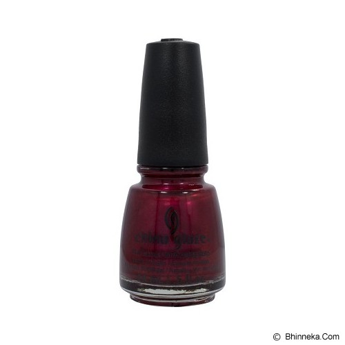 CHINA GLAZE Red Y & Willing - Cat Kuku