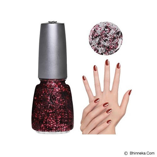 CHINA GLAZE Scattered Tattered - Cat Kuku