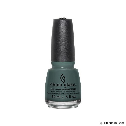 CHINA GLAZE Take A Hike - Cat Kuku