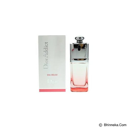 CHRISTIAN DIOR Addict Eau Delice For Women (Merchant) - Eau De Toilette untuk Wanita