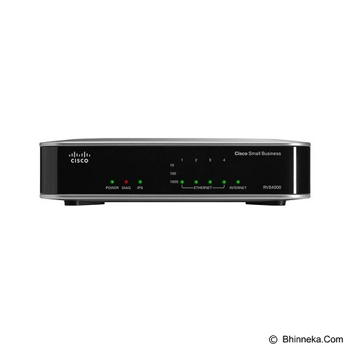 CISCO RVS4000-EU - Router Enterprise