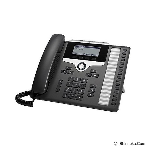 CISCO UC Phone [CP-7861-K9] - Ip Phone