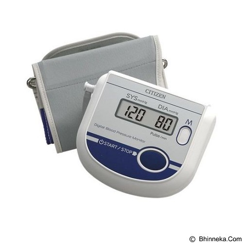 CITIZEN Digital Blood Pressure Monitor [CH452] - Alat Ukur Tekanan Darah