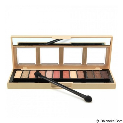 CITY COLOR Eye Shadow Palette Barely Exposed 2 - Eye Shadow