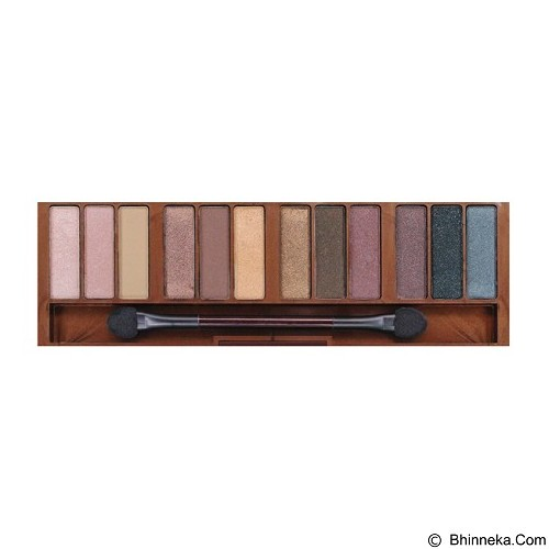 CITY COLOR Eye Shadow Palette Barely Exposed - Eye Shadow