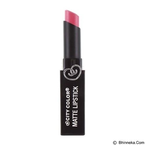 CITY COLOR Matte Lipstick Cherry Blossom (Merchant) - Lipstick