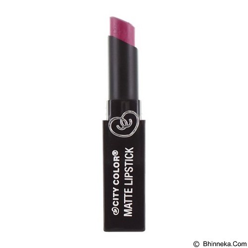 CITY COLOR Matte Lipstick Rebel (Merchant) - Lipstick