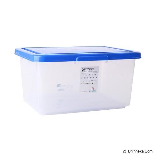 CLARIS Container Nexis 15 L - Biru - Container