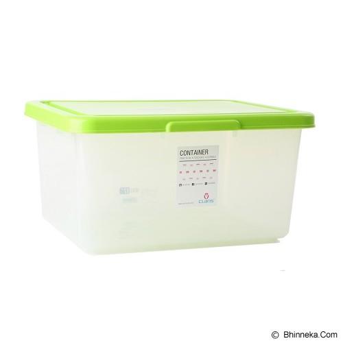 CLARIS Container Nexis 15 L - Hijau - Container