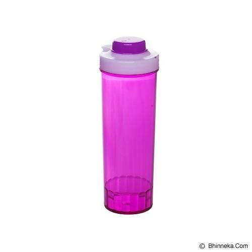 CLARIS Tumbler Bulat Round 900 ml - Ungu - Botol Minum