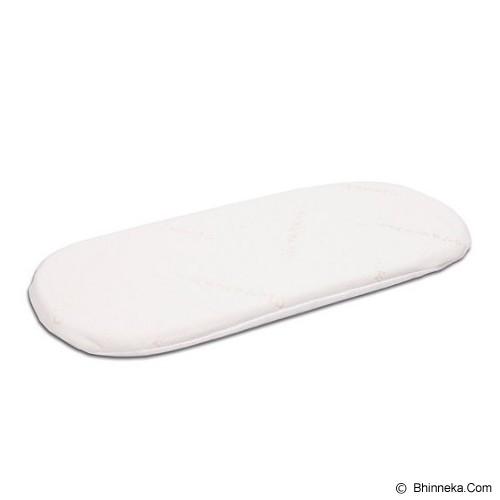 CLEVAMAMA ClevaFoam Moses Basket Mattress 74 x 30 [CM 7210] - Perlengkapan Tempat Tidur Bayi dan Anak