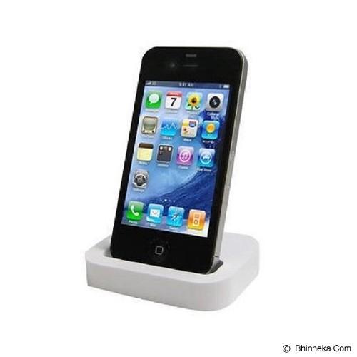 CLICKS MARKET Docking Charger IPhone 5/5s/5c - White - Gadget Docking