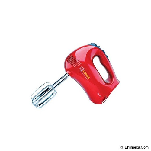 CMOS Hand Mixer 16 Speed [MS-109] - Red - Mixer