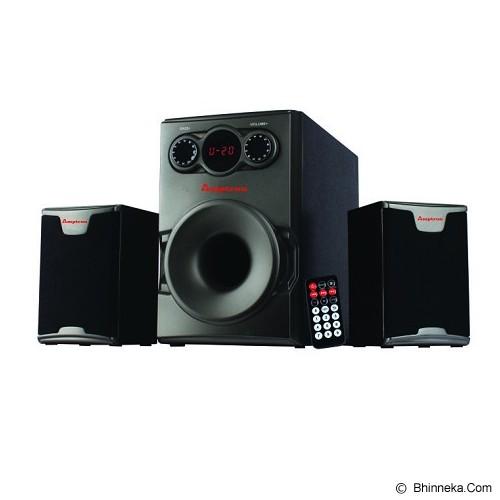 CMOS Multimedia Speaker [SSE-3652] - Speaker Computer Basic 2.1