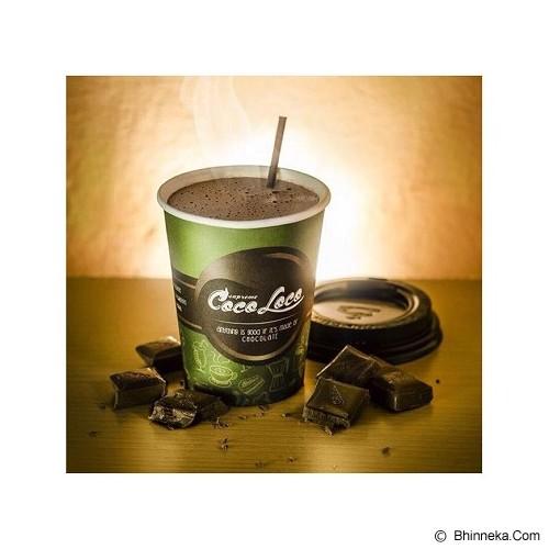 COCO LOCO Cup Dark Chocolate Minuman Instan [6 Cups] - Coklat Instan