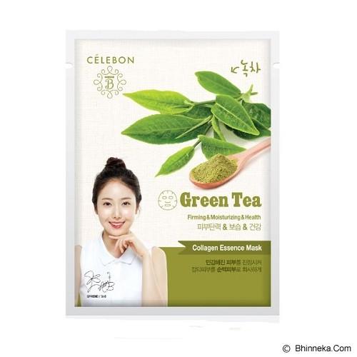 COLLAGEN MASK Essense Mask Green Tea - Masker Wajah