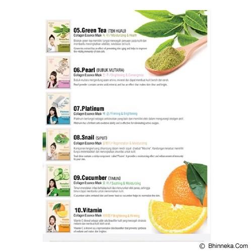 COLLAGEN MASK Essense Mask Vitamin C - Masker Wajah