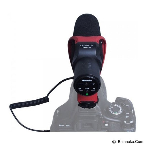 COMMLITE Comica [CVM-V30] (Merchant) - Camera and Video Microphone