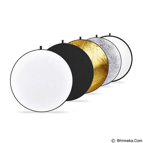 COMMLITE Reflector 5 in 1 80cm (Merchant) - Collapsible Reflector
