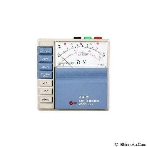 CONSTANT Analog Earth Resistance Tester [25ER] - Tester Listrik