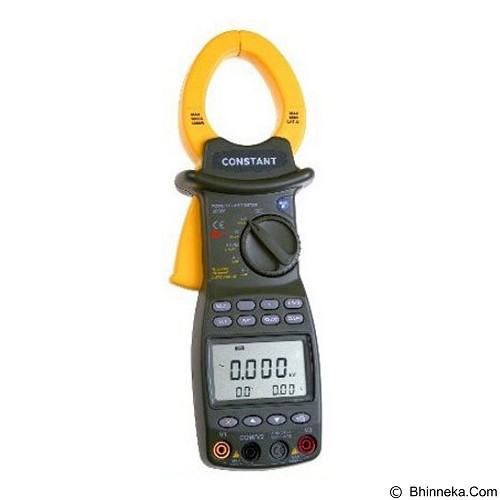 CONSTANT Three Phase Power Clamp Meter [260W] - Tester Listrik