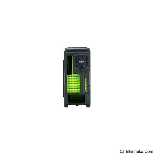 COOLER MASTER Middle Tower [CMS-693-GWN1] - Green - Computer Case Middle Tower