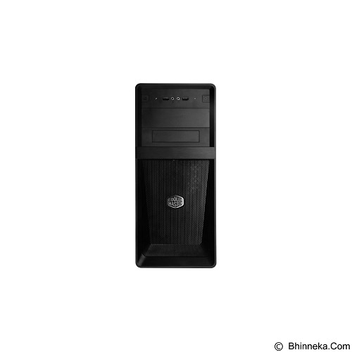 COOLER MASTER Middle Tower CMP 102 [RC-102C-KKN2] - Computer Case Middle Tower