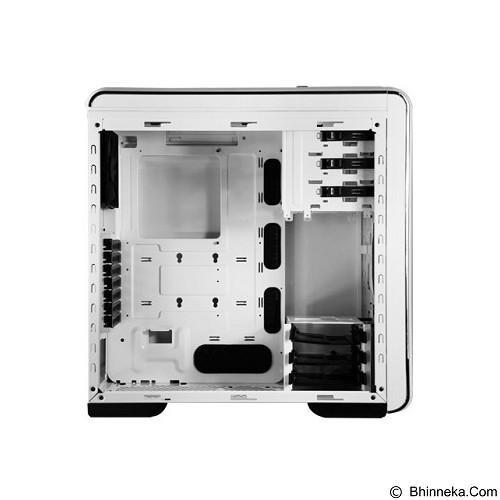 COOLER MASTER Middle Tower [CMS-693-WWN1-V2] - White - Computer Case Middle Tower